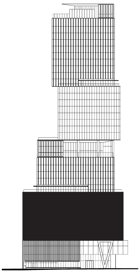 BOX 1 / FLOORS 3 – 11