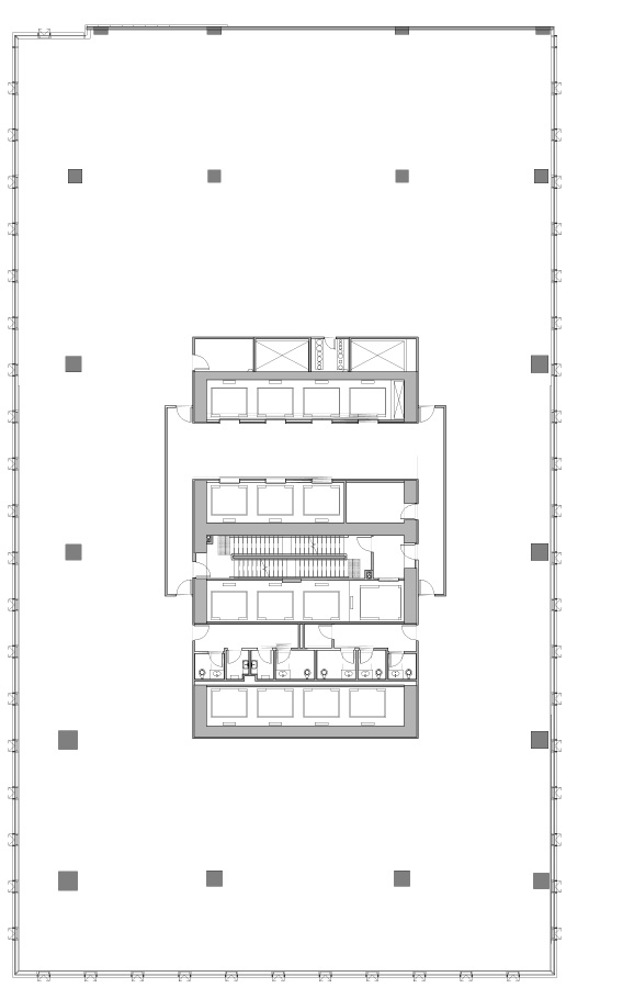 BOX 1 / FLOORS 3 – 11
